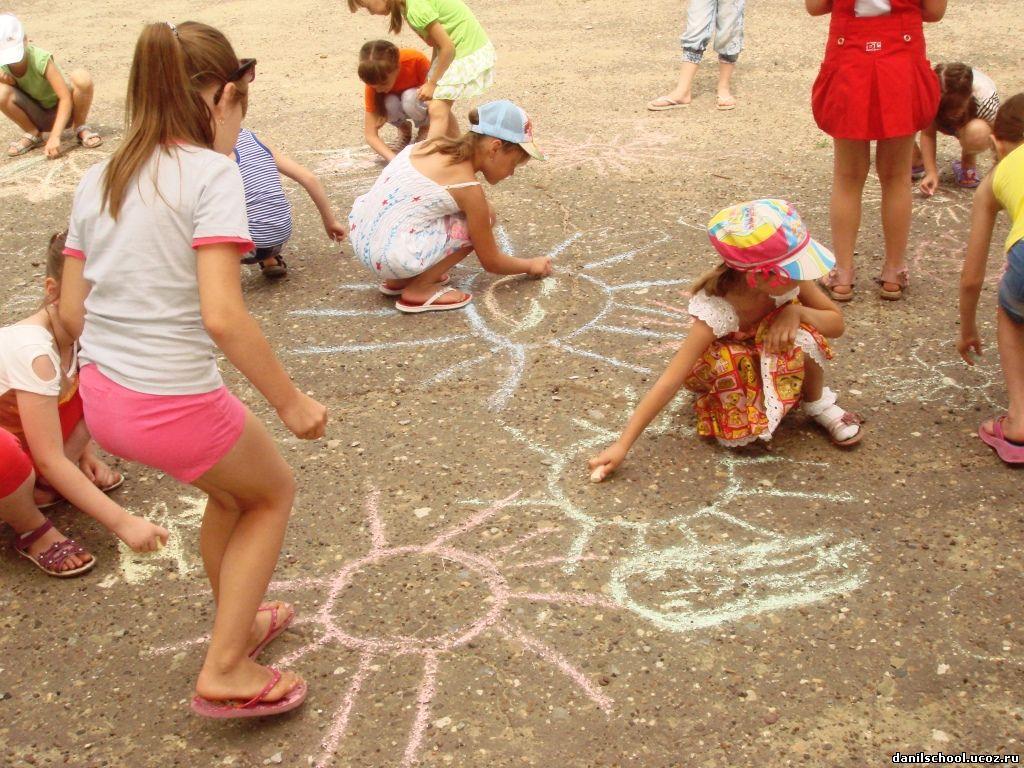 Интересные конкурсы для летнего пришкольного лагеря